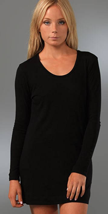 Only Hearts Scoop Neck Night Shirt