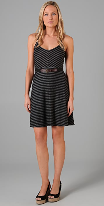 Only Hearts Belted Slip Dress