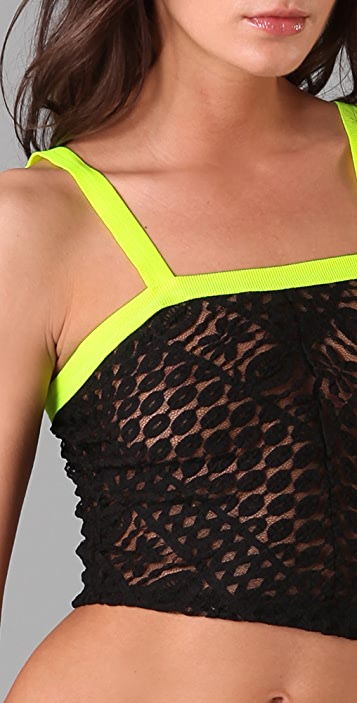 Only Hearts Zela Cropped Camisole