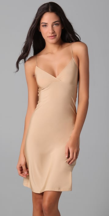 Only Hearts Second Skins Wrap Chemise