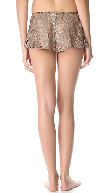 Only Hearts Lady Day Tap Shorts
