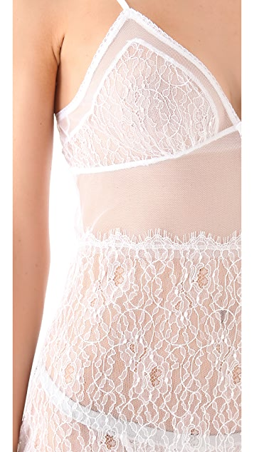 Only Hearts Bridal Chemise