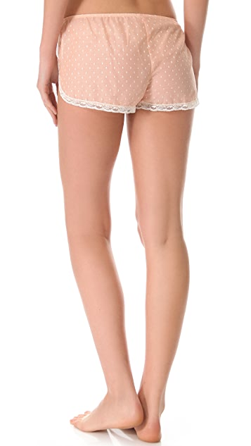 Only Hearts Love the One You're With Tulip Boxer Shorts