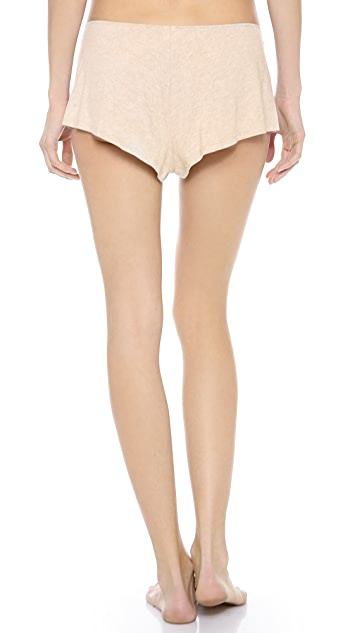 Only Hearts Feather Weight Essentials Sleep Shorts