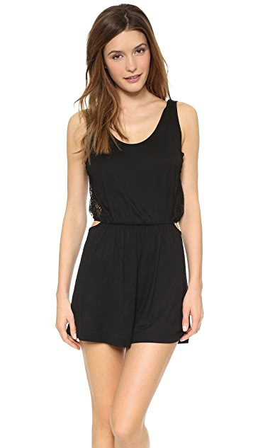 Only Hearts Venice Cutout Romper