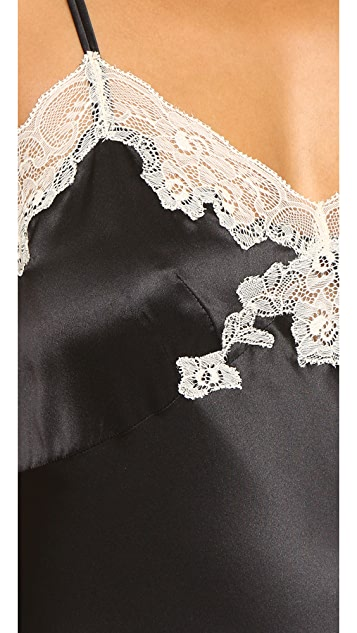 Only Hearts All Year Long Silk Slip
