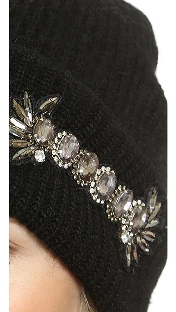 1717 Olive Deepa Gurnani X 1717 Olive City Street Hat