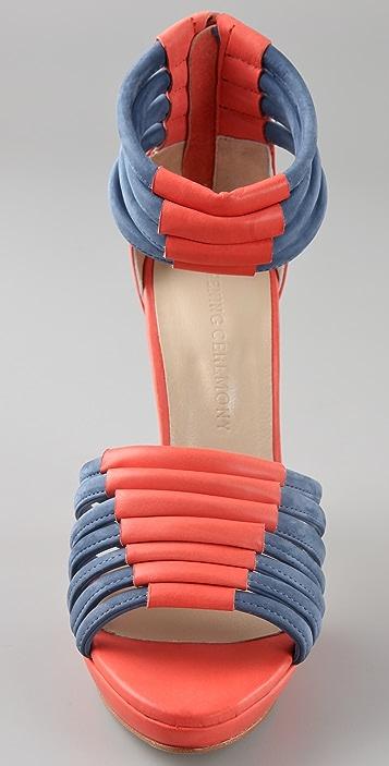 Opening Ceremony Camila Tubular Platform Sandals