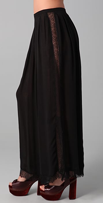 Opening Ceremony Lace Billow Pants