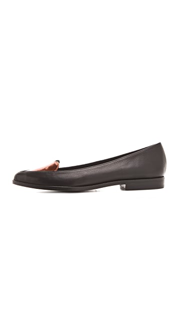 Opening Ceremony Julietta Lip Flats
