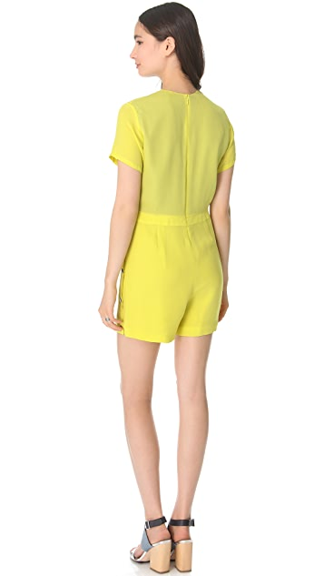 Opening Ceremony T Shirt Romper