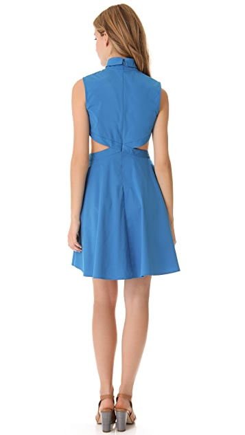 Opening Ceremony Austin Cutout Dress