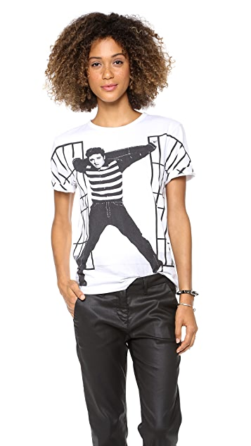 Opening Ceremony Elvis Jailhouse Rock Tee