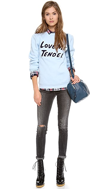 Opening Ceremony Love Me Tender Sweatshirt
