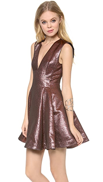 Opening Ceremony Hope Deep V Dress