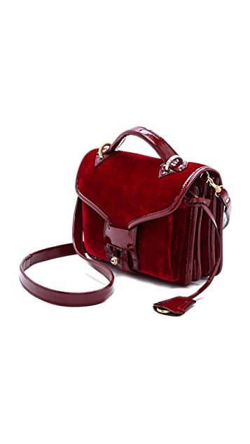 Opening Ceremony Velvet OC LA Bag