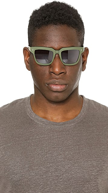 Opening Ceremony Dart Sunglasses