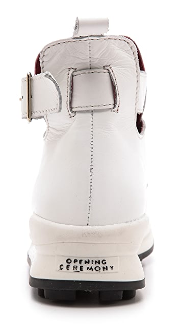 Opening Ceremony OC High Top Sneakers