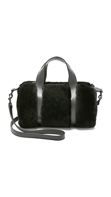 Opening Ceremony Shearling Syd Satchel