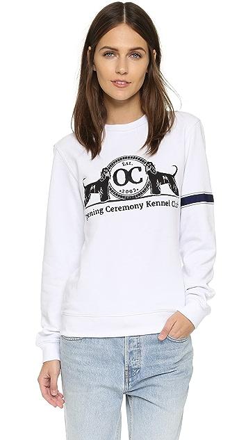 Opening Ceremony OC Kennel Club Sweatshirt