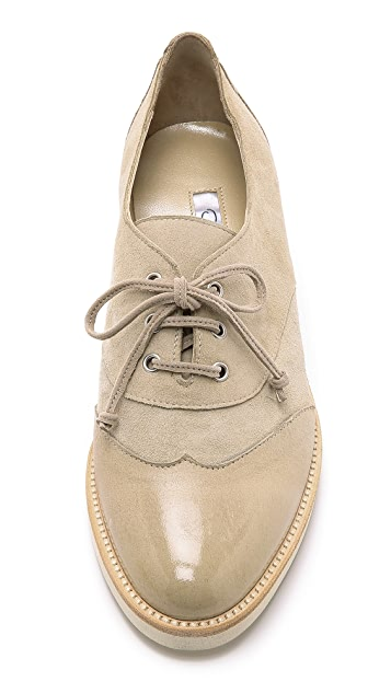 Oscar de la Renta Tegan Oxfords