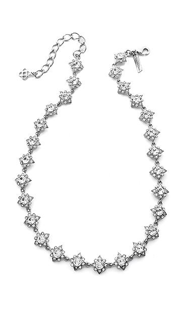 Oscar De La Renta Delicate Star Necklace haegAK517