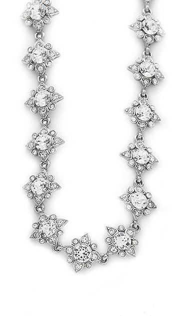 Oscar de la Renta Delicate Star Necklace