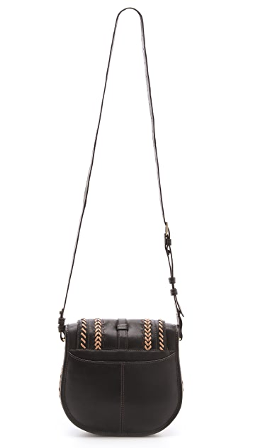 orYANY Morgan Saddle Bag