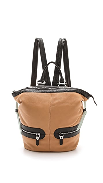 orYANY Leather Backpack