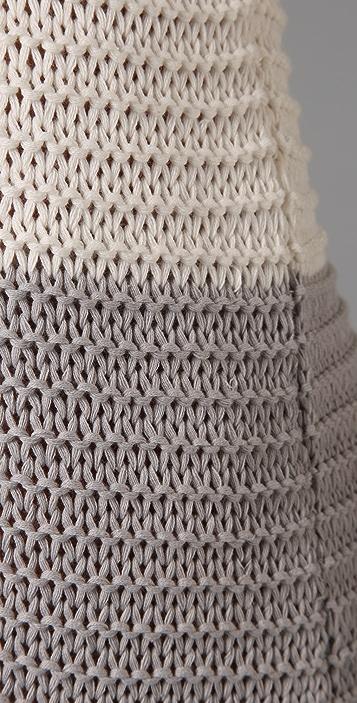 Oscar the Third Chain Knit Tunic