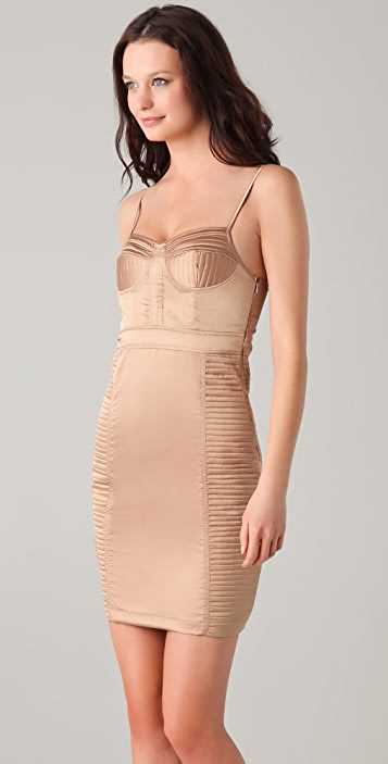 Oscar the Third Mineral Nasa Corset Dress