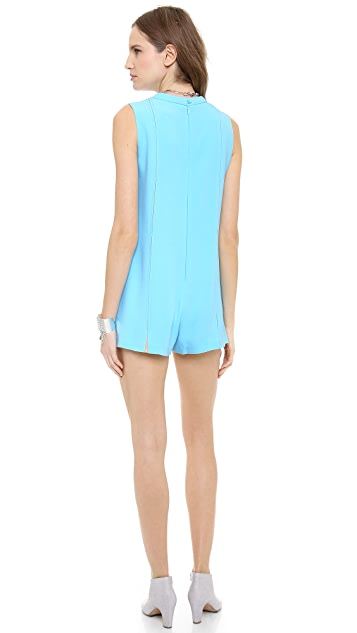 O'2nd Boyle Stitch Romper