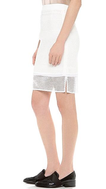 O'2nd Topaz Knit Skirt
