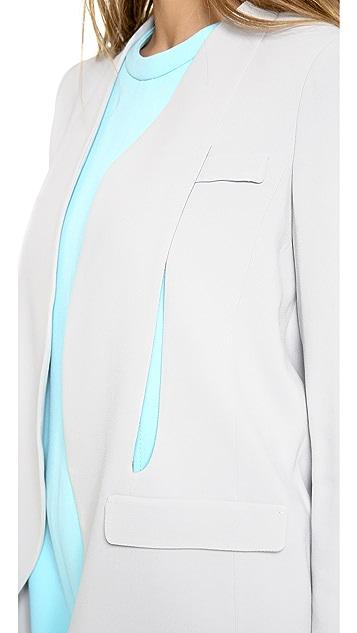 O'2nd Cutout Detailed Jacket