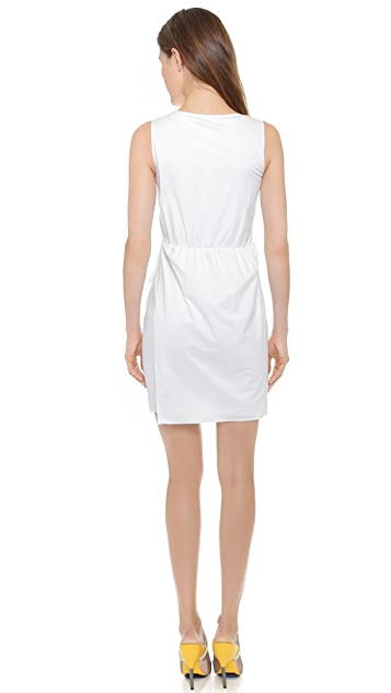 O'2nd David Draped Dress