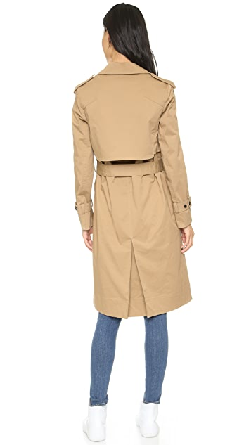 O'2nd Hudson 1 Trench Coat
