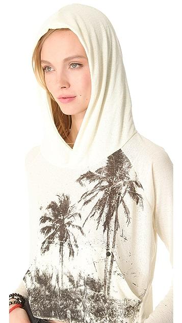 Osklen Coconut Trees Hoodie