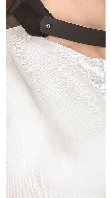 Osklen Crestwood Print Blouse