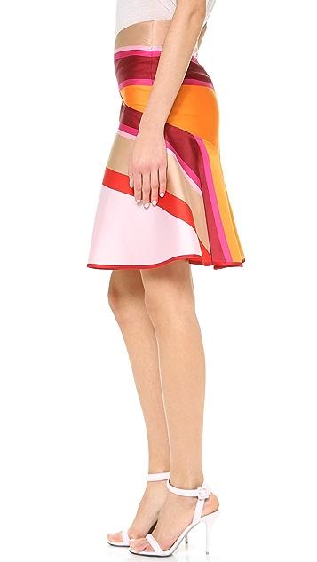Ostwald Helgason Striped Skirt