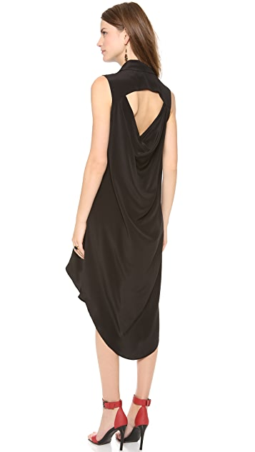OTTE NEW YORK Ellen Open Back Dress