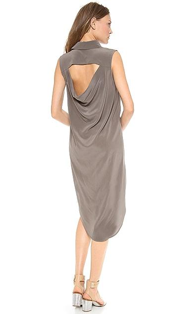 OTTE NEW YORK Open Back Dress
