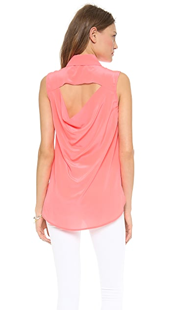 OTTE NEW YORK Open Back Top