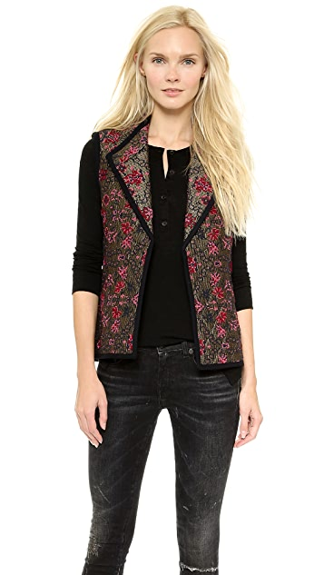 OTTE NEW YORK Chloe Quilted Vest
