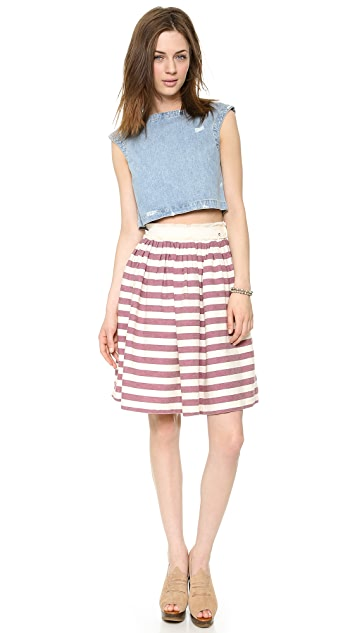 Otto d'ame Levri Skirt
