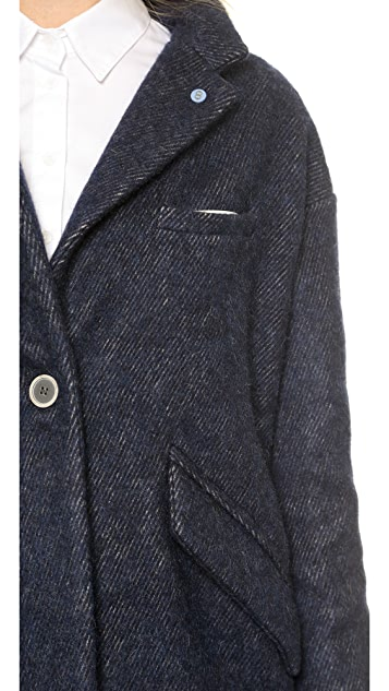 Otto d'ame Fillide Giacca Coat