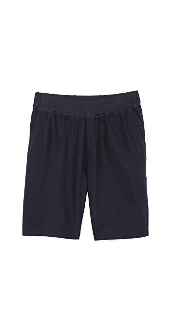 Our Legacy Great Crepe Shorts