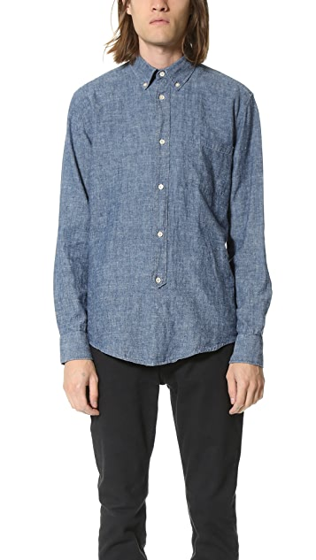 Our Legacy 1940s Chambray Shirt