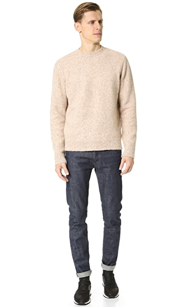 Our Legacy Regular Alpaca Crew Neck Sweater