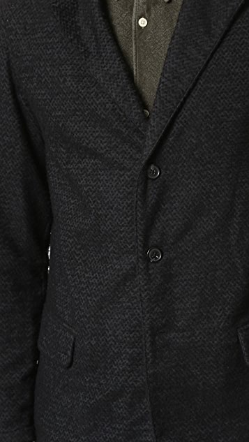 Our Legacy Tufted Wool Archive Blazer III