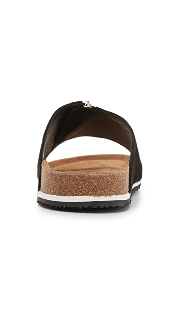 Our Legacy Tassle Slip On Sandals
